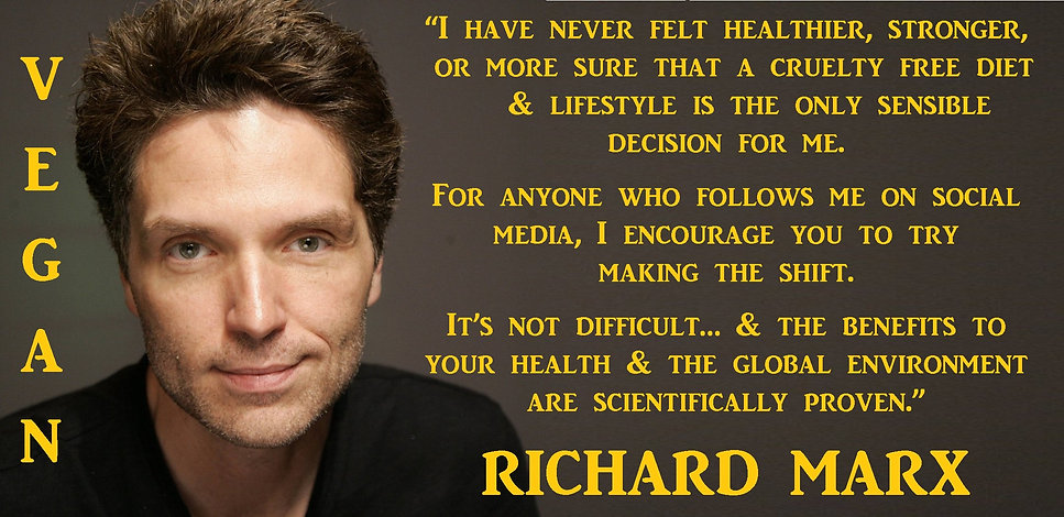 Richard Marx Vegan