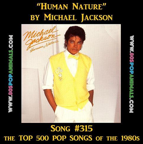Human Nature Michael Jackson
