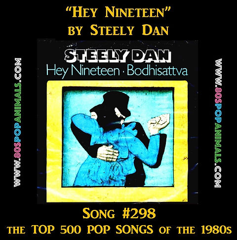 Hey Nineteen Steely Dan