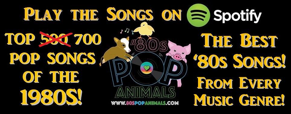 80s Playlist Spotify