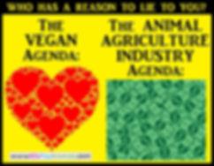The Vegan Agenda