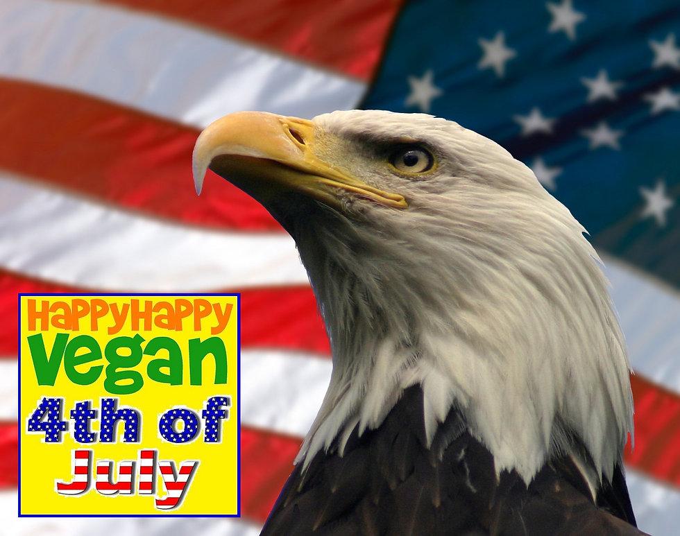 Happy Vegan 4th Of July