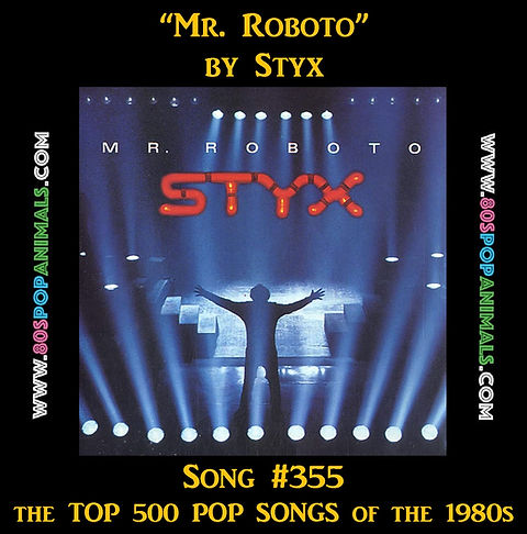 Mr. Roboto Styx