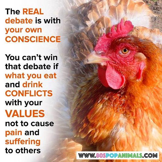 Values Animals Vegan
