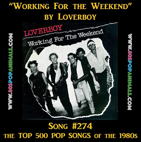 Working Weekend Loverboy
