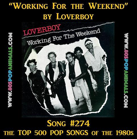 Working Weekend Loverboy