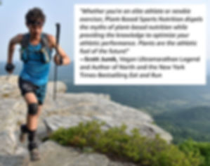 Vegan Athlete Scott Jurek