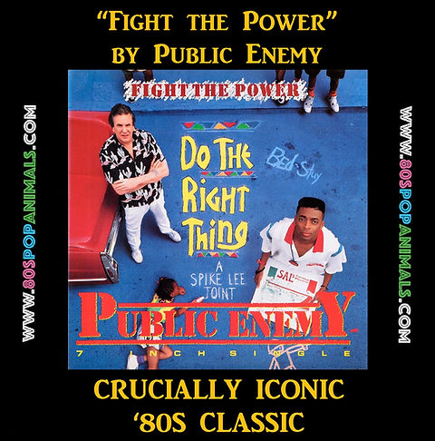 Fight the Power Public Enemey