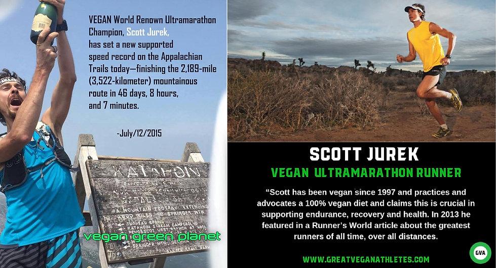 Scott Jurek vegan