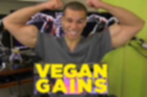 Vegan Bodybuilder Vegan Gains
