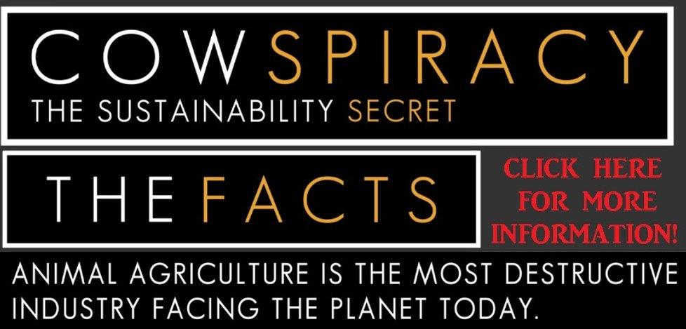 Cowspiracy Vegan climate change environment