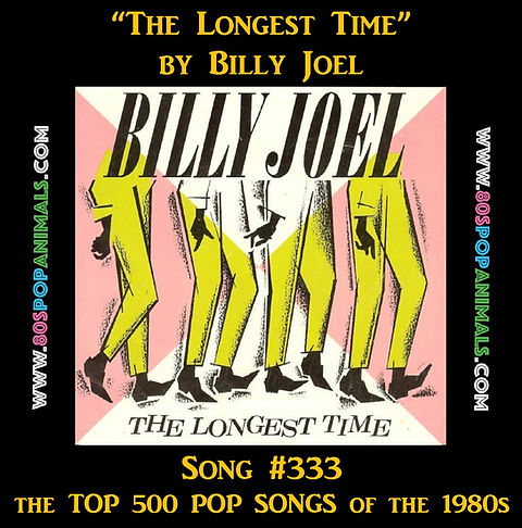 Longest Time Billy Joeal