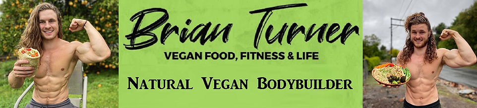 Brian Turner Vegan