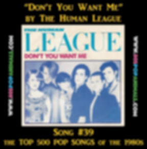Don't You Want Me Human League