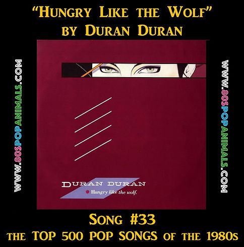 Hungry Like the Wolf Duran Duran
