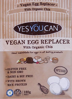 Vegan Egg Alternative