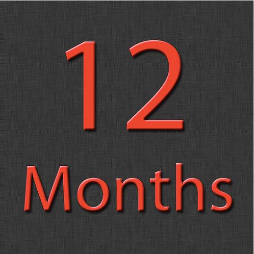 12 month option