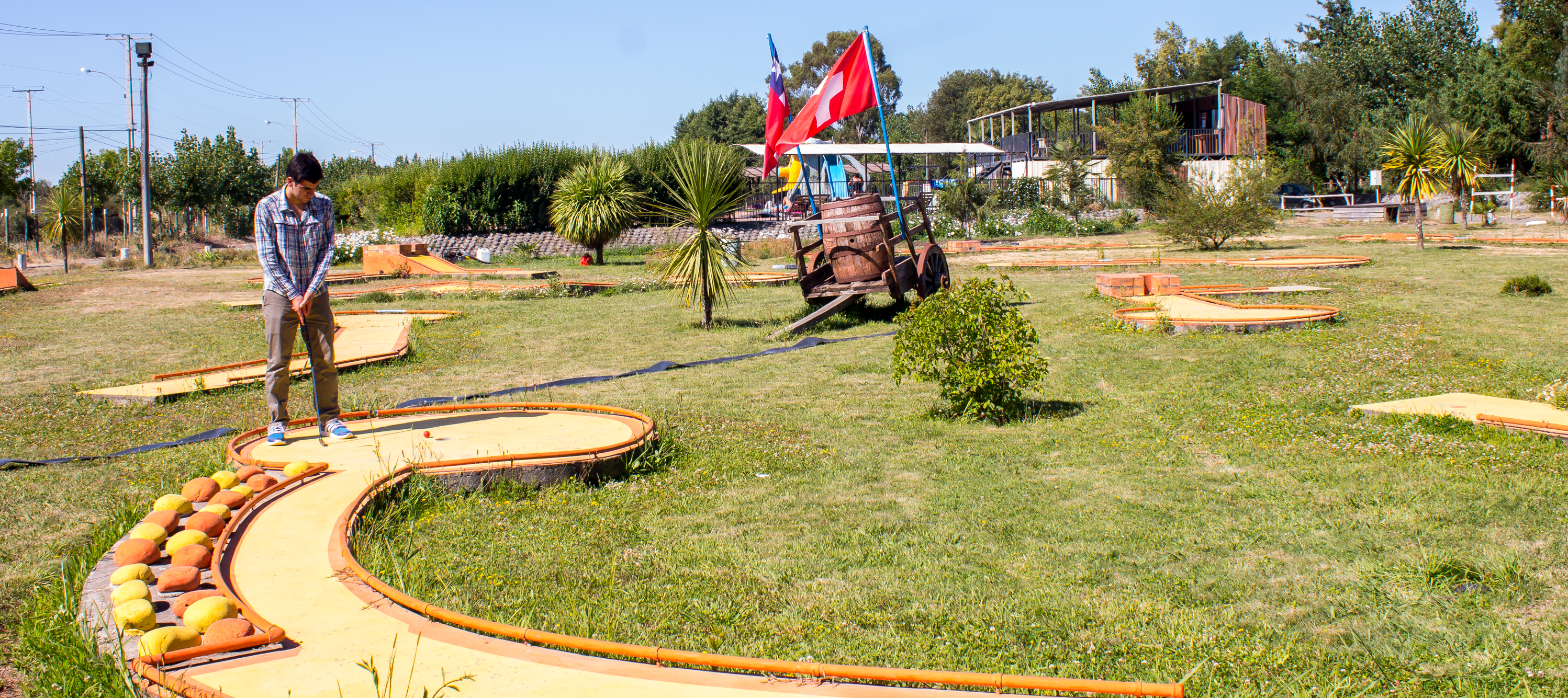 Mini Golf Don Ambrosio