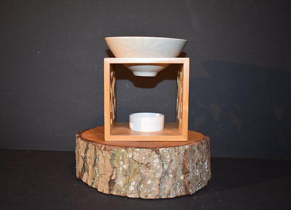 Duftlampe aus Bambus/Bamboo fragrance lamp 3