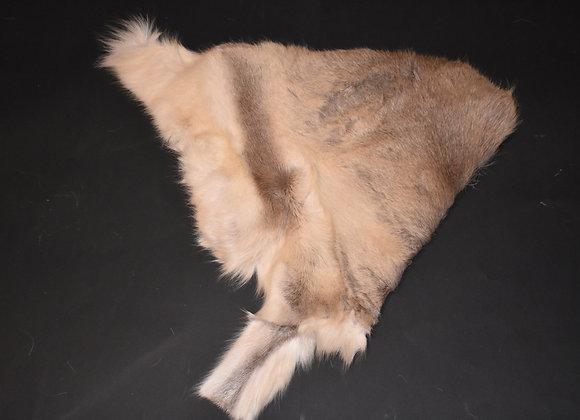 Section of Reindeer Skin 35/Abschnitt von Rentierfell 35