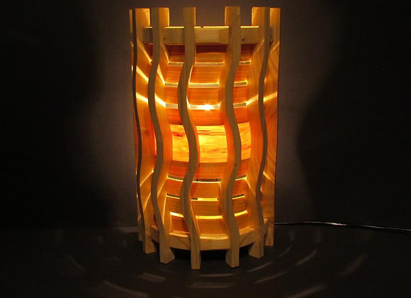 wooden wall lamp ▸ Scandinavian