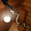"""Thumbnail: wooden natural table lamp ▸ made with Kelo """"dead"""" wood"""