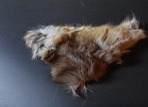 Reindeer skin sections 3/Abschnitt von Rentierfell 3
