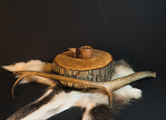 Liquor- Kuksa ▸ wooden cup -  2 cl/1 oz