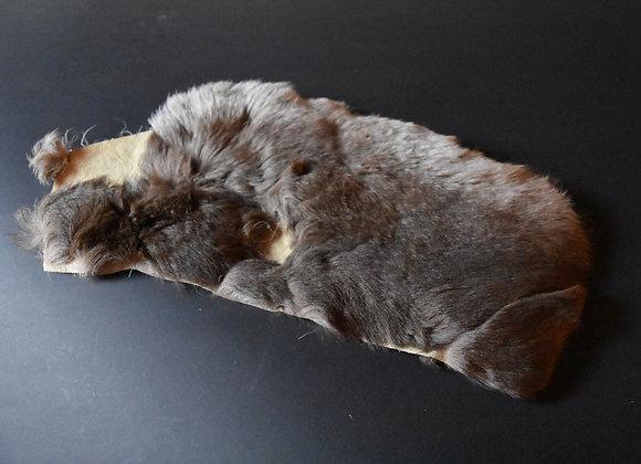 Reindeer skin sections 1/Abschnitt von Rentierfell 1