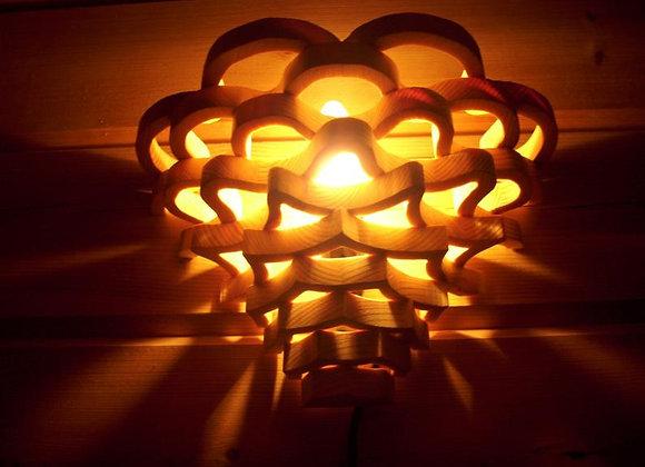 wooden wall lamp ▸ Scandinavian 4