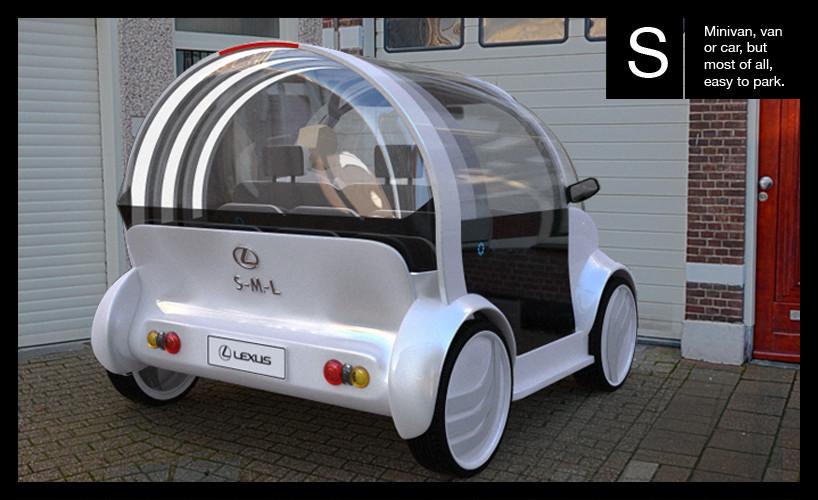 Lexus SML concept car