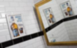 Washroom panels