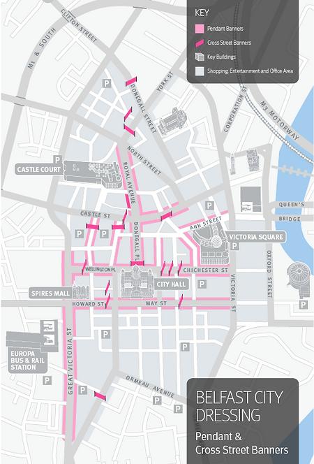 city dressing locations belfast