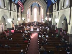 Inside Church