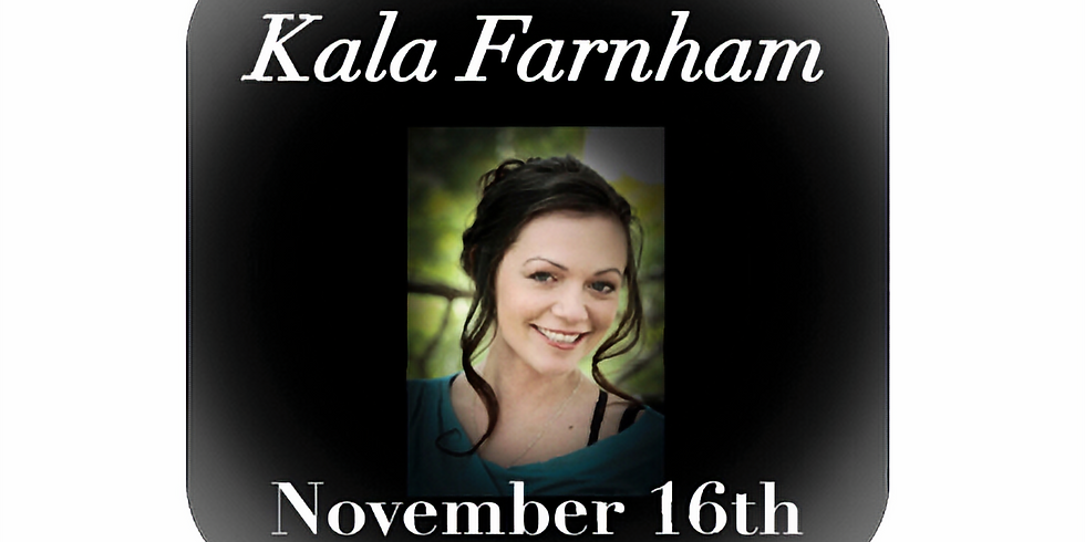 Vital Connections Through Music: Kala Farnham