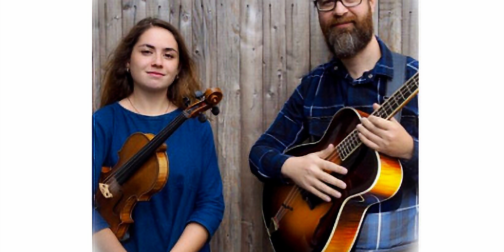 Vital Connections Through Music: Kat Wallace & David Sasso with opener Glenn Roth