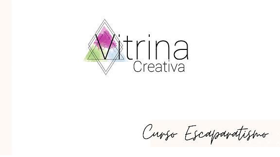 Curso Escaparatismo Vitrina Creativa