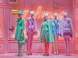 El color en el mundo del retail