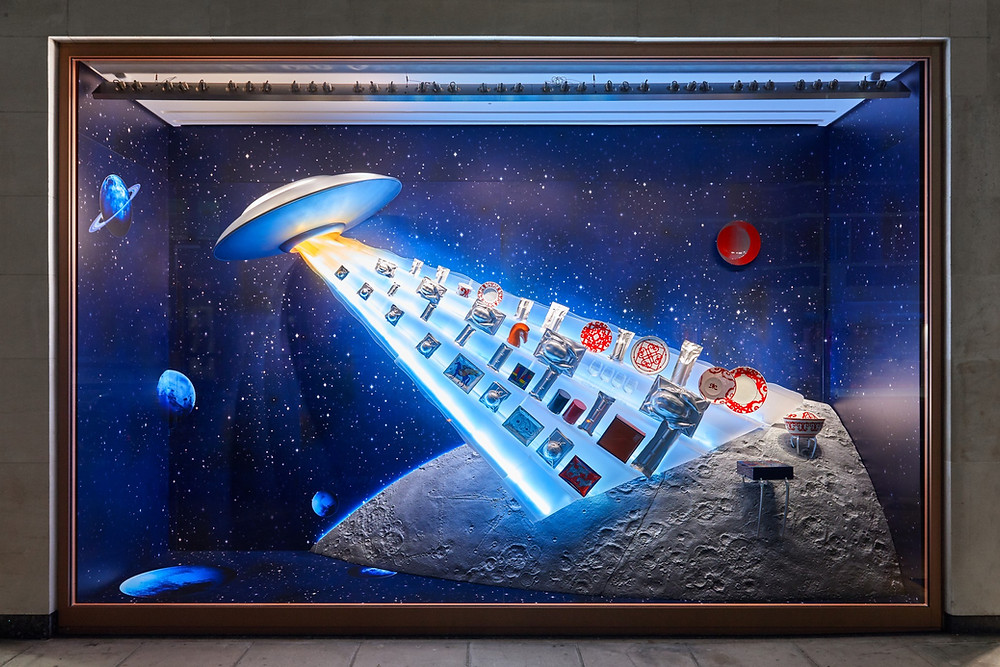 Escaparates de otro mundo - Vitrina Creativa