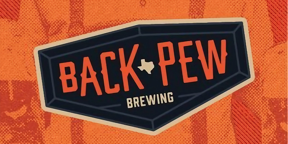 Back Pew Brewing - December 5th
