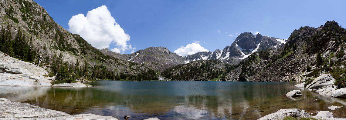 Pine Creek Lake