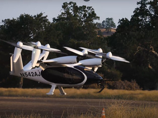 This is the future for electric aviation in northern Sweden