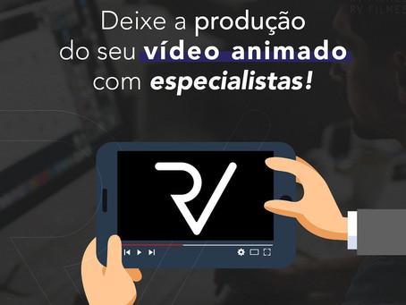 Procurando um parceiro para a produção dos seus vídeos animados?