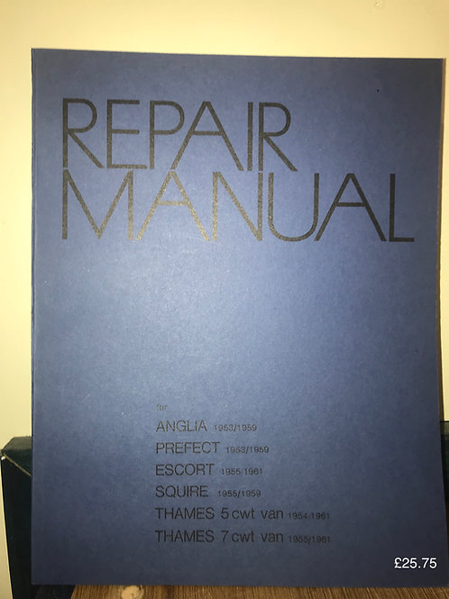 R - (13) 100E Repair Manual (reprint)