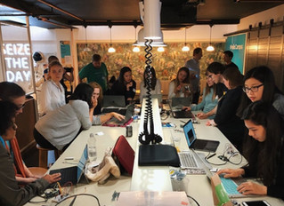 Co-working: Not Just Spaces but Also Technologies
