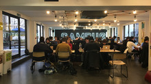 The Myth of Co-working in Co-working Spaces