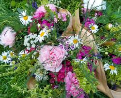 Spring CSA Bouquet