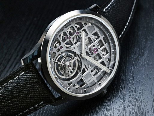 ISOCHRONO: HORAGE TOURBILLON 1 – A NEW CONTENDER FOR THE MOST AFFORDABLE SWISS MADE TOURBILLON