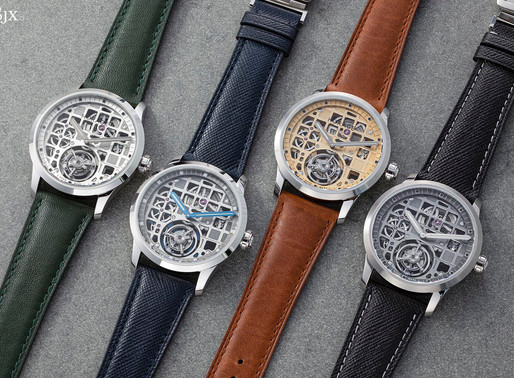 SJX: Hands-On: Horage Tourbillon 1. Surprisingly affordable and surprisingly good.