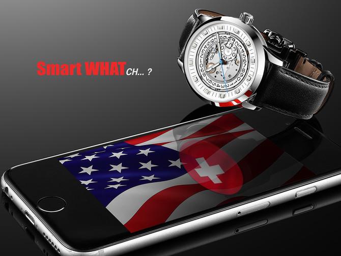 Watches sold smart - Basel watch fair 2016